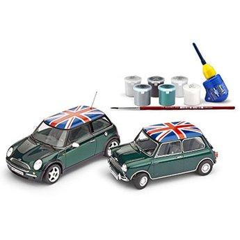 Revell Mini Cooper - Gift Set