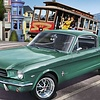 Revell '65 Ford Mustang 2+2 Fastback
