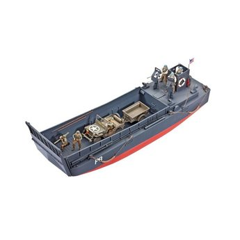 Revell LCM 3 - 50ft Landing Craft & 4x4 Off-road Vehicle