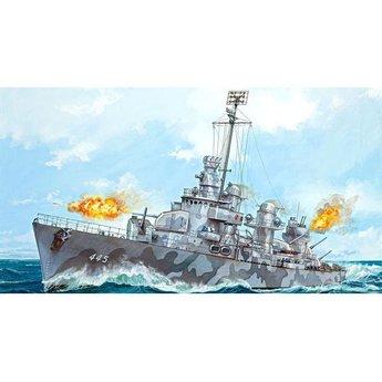 Revell USS Fletcher (DD-445)