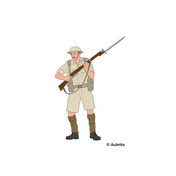 Revell British 8th Army - WWII