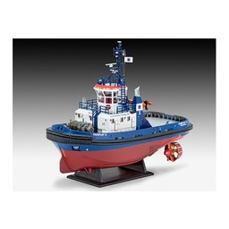Revell Harbour Hafenschlepper Fairplay I, III, X