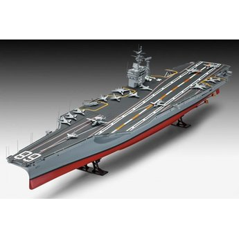 Revell USS Nimitz CVN-68 (early)