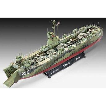 Revell US-Marine-Landungs-Schiff Medium (früh)