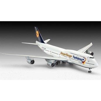 Revell Boeing 747-8 Fanhansa Siegerflieger