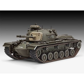 Revell M48A2/A2C