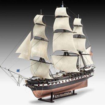 Revell USS Constitution