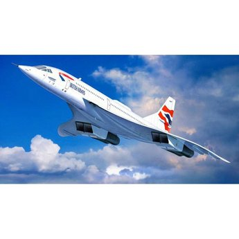 Revell British Airways Concorde