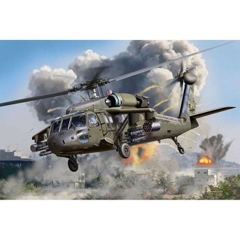 Revell UH-60A Transport Helicopter