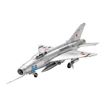 Revell MiG-21 F-13 Fishbed C