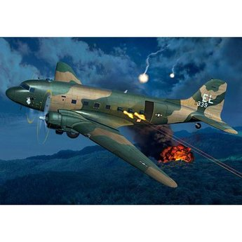 Revell AC-47D Gunship