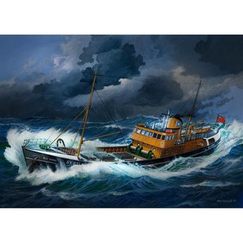 Revell Nordseeschleppnetzfischer