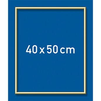 Schipper Aluminium lijst - 40 x 50 cm Goudkleurig