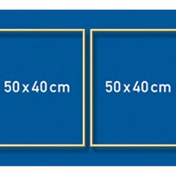 Schipper Aluminium lijst - 50 x 80 cm (diptychon) Goud