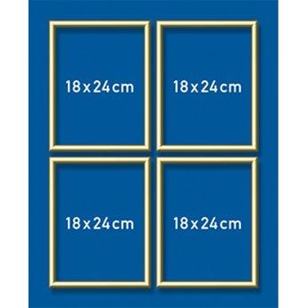 Schipper Aluminum frame - 18 x 24 cm (quattro)