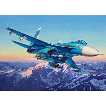 Revell Sukhoi Su-27 SM Flanker