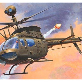 "Revell Bell OH-58D ""Kiowa"""