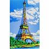 Ministeck Eiffel Tower