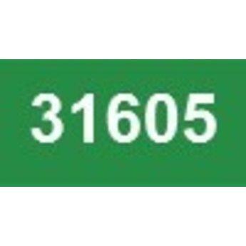 Ministeck 605 - Donker groen