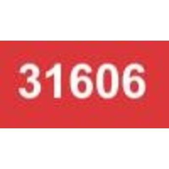 Ministeck 606 - Rood