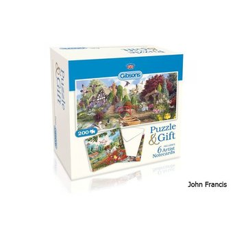 Gibsons Puzzle & Gift