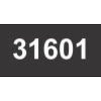 Ministeck 601 - Zwart