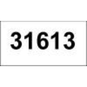 Ministeck 613 - Wit