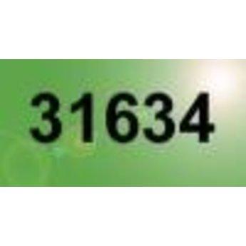 Ministeck 634 - Metallic grün