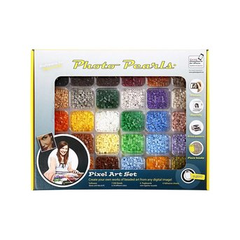 Nabbi Photo Pearls - Pixel Art Set 1