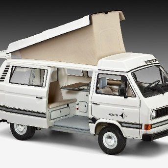Revell Volkswagen T3 Camper;
