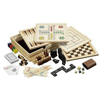 Philos Wooden Games Collection