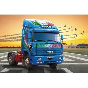 Italeri Iveco Turbo Star Tricolore