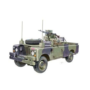Italeri Land Rover LWB 109 FFR
