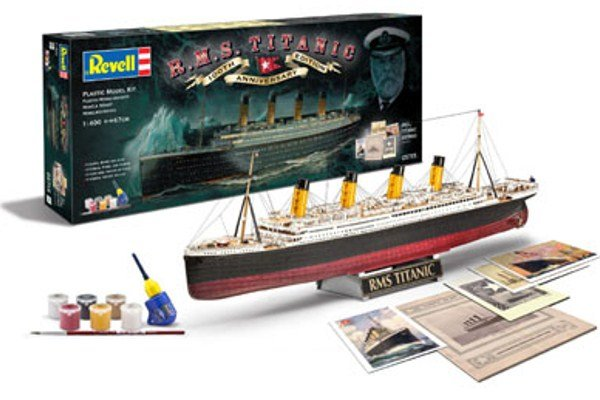 Revell RMS Titanic - 100th Anniversary Edition