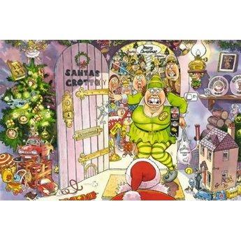 Jumbo Christmas Wasgij? 8 : Kerstuitstapje!