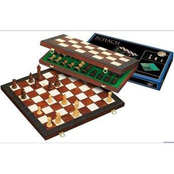 Philos Chess - Chess Fold Cassette Fischer