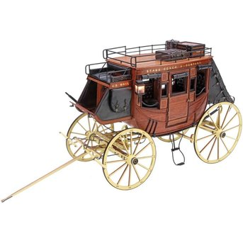 Artesania Latina Stagecoach 1848