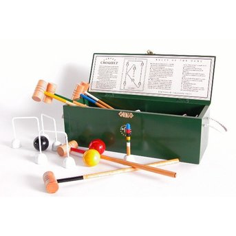 Übergames Indoor Croquet Set