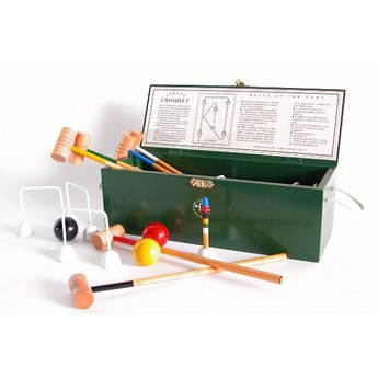 Übergames Indoor Croquet Set