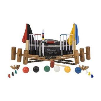 Übergames Pro Croquet Set (6 persons)