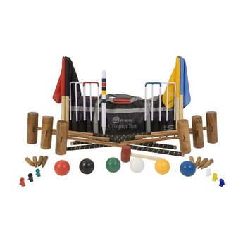 Übergames Pro Croquet Set (6 persons)