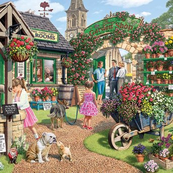 Gibsons Glenny's Garden Shop