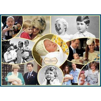 Gibsons Königliche Babies