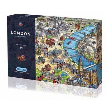 Gibsons Sehenswürdigkeiten - London
