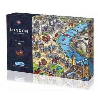 Gibsons Landmarks - London