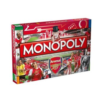 Winning Moves Monopoly - Arsenal FC Edition