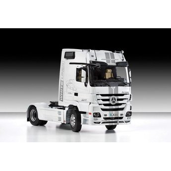 Italeri Mercedes-Benz Actros MP3 - Whiteliner / Black Liner