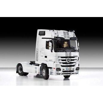 Italeri Mercedes-Benz Actros MP3 - Whiteliner / Schwarz Liner