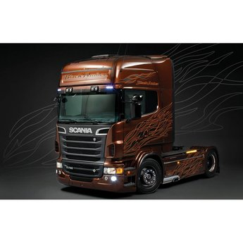 Italeri Scania R730 Black Amber