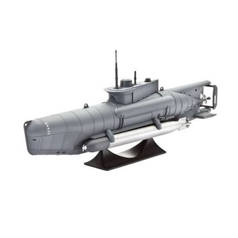 Revell German Submarine Type XXVII B Seehund